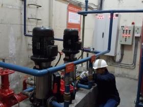 Mantención, Reparación y Fabricación de sistemas de impulsión de agua (Bombas)