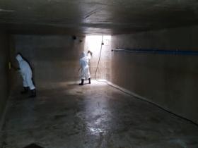 Limpieza y Sanitización de pozos de agua potable